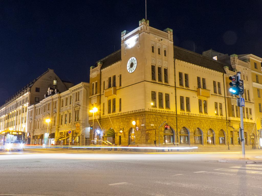 Tag 35: Turku bei Nacht