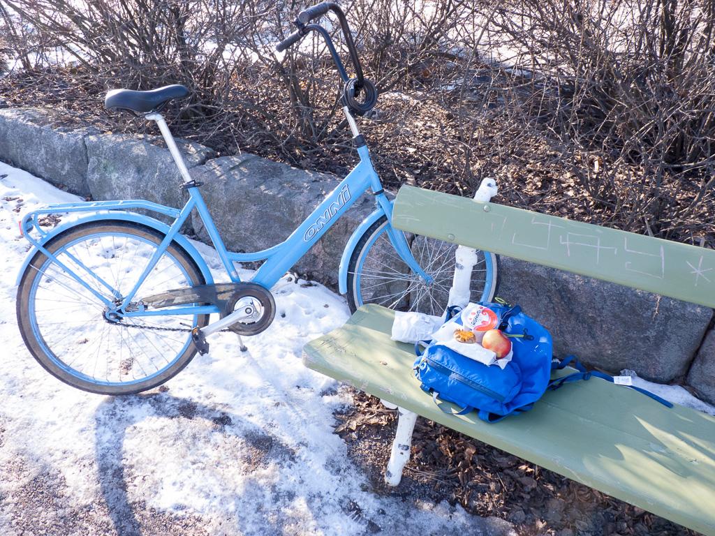 Tag 36: Stadterkundung mit dem Fahrrad