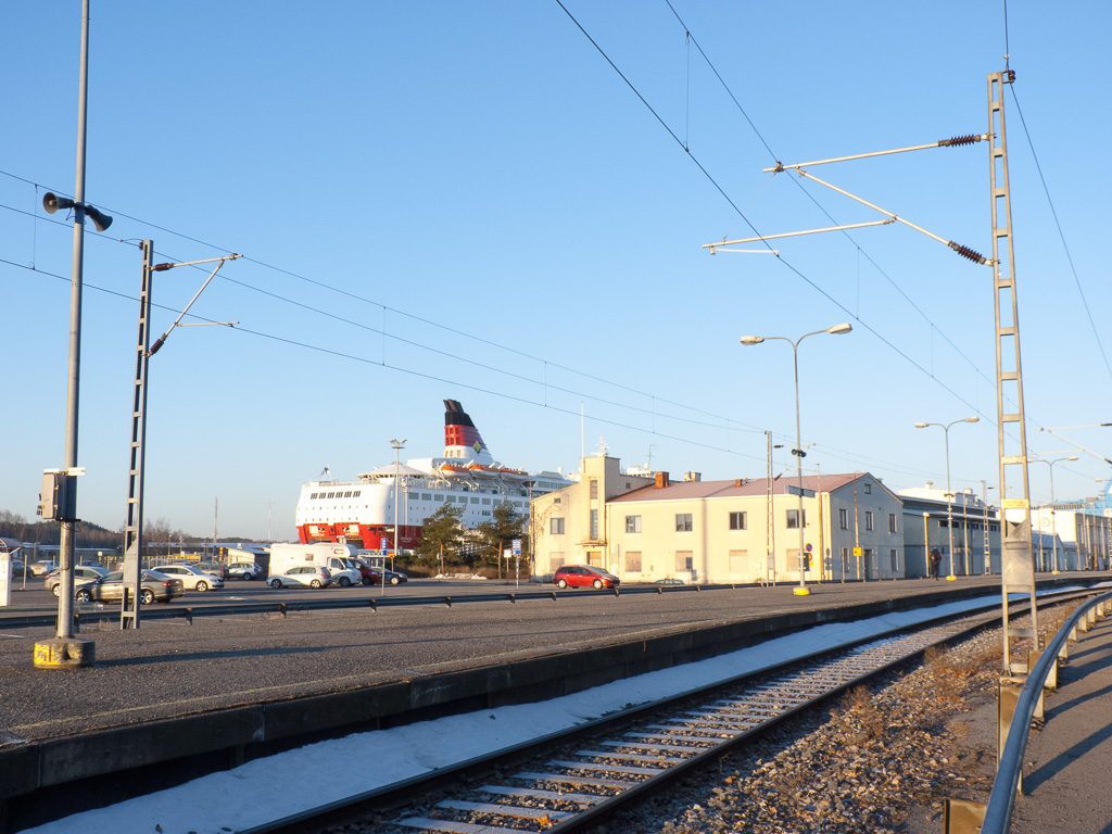 Tag 36: Abfahrt aus Turku