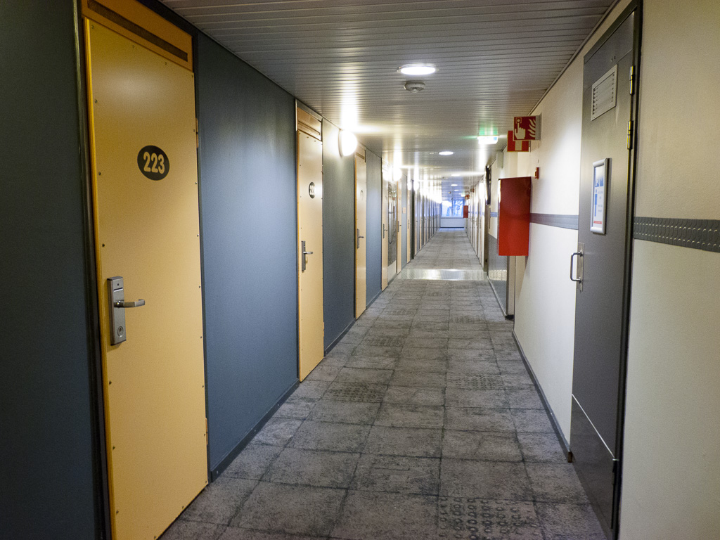 Tag 36: Auf dem Weg zum Hostel
