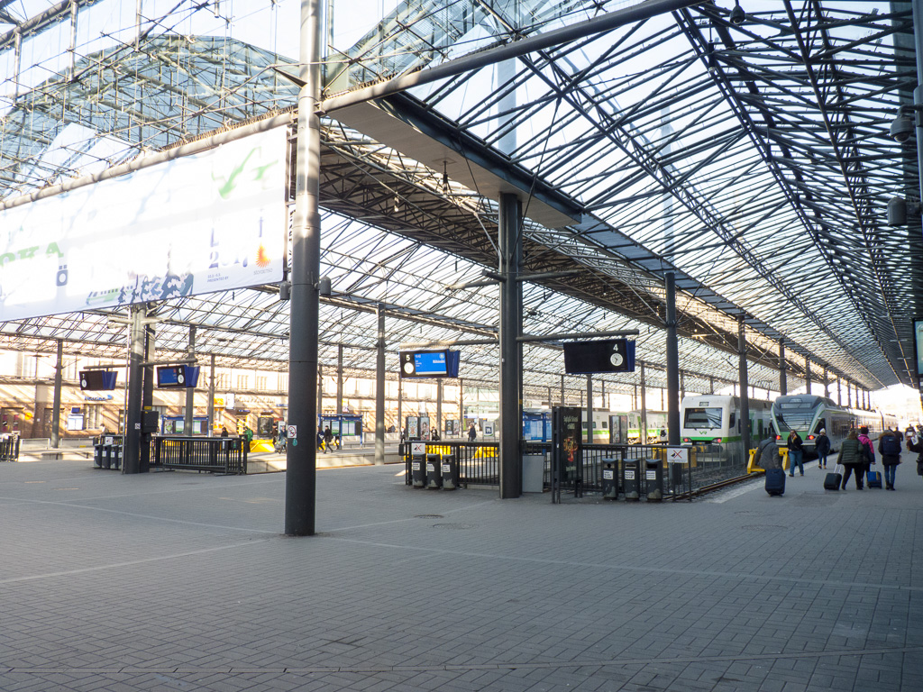 Tag 36: Ankunft in Helsinki