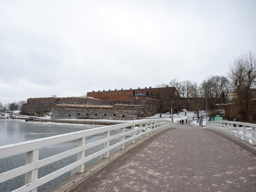 Tag 37: Auf Suomenlinna
