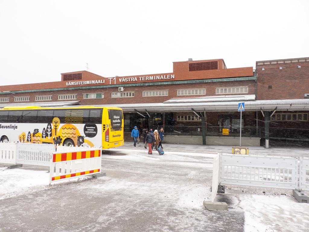 Tag 37: Auf zur Eckerö-Fähre