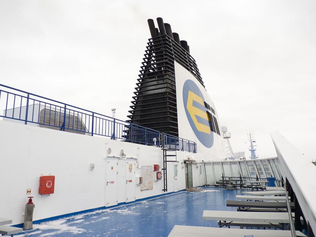 Tag 37: Auf der MS Finlandia
