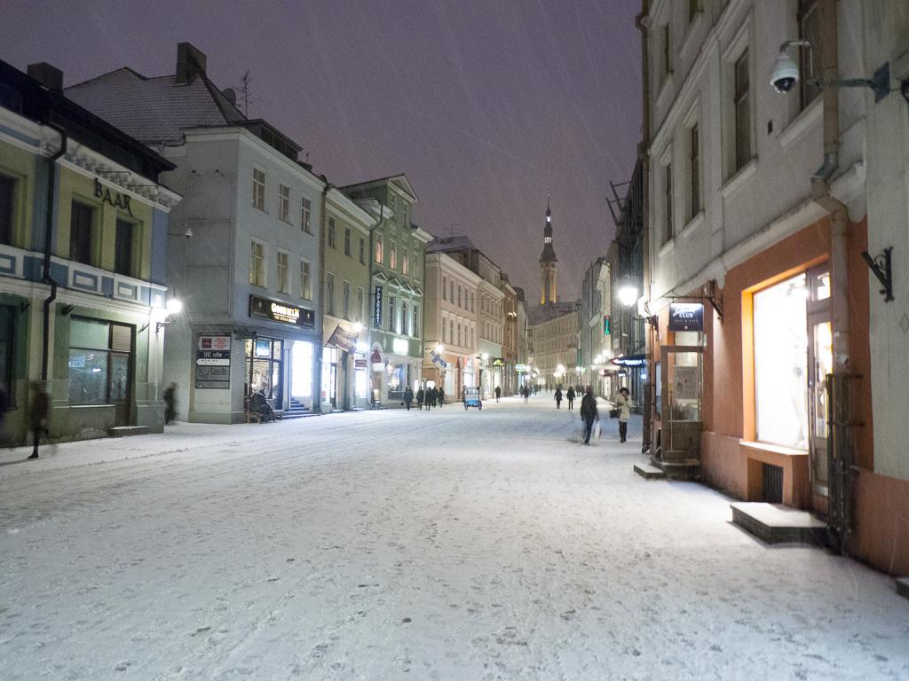 Tag 37: Ankunft in Tallinn