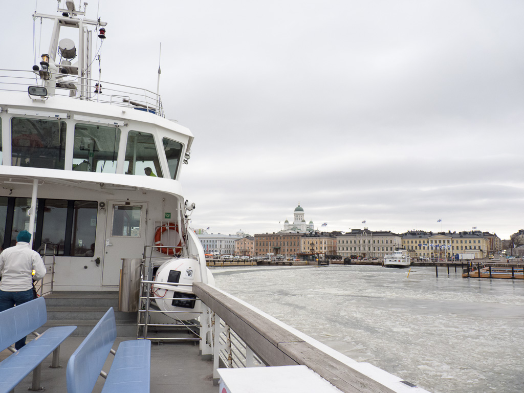 Tag 37: Mit der Fähre zur Suomenlinna