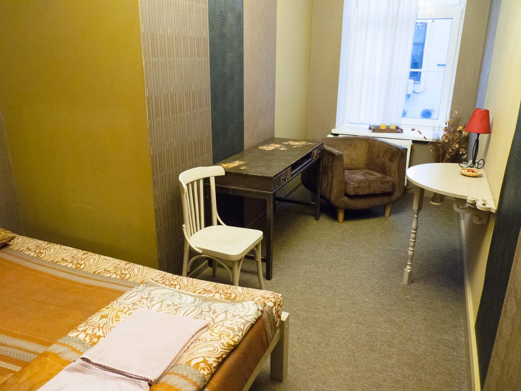 Tag 38: Riga Hostel