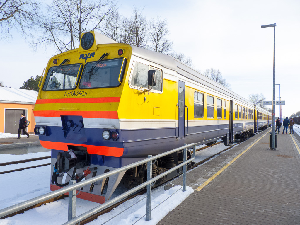 Tag 39: Ankunft in Sigulda