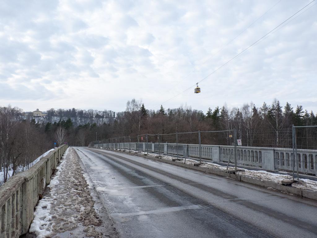 Tag 39: Zurück nach Sigulda