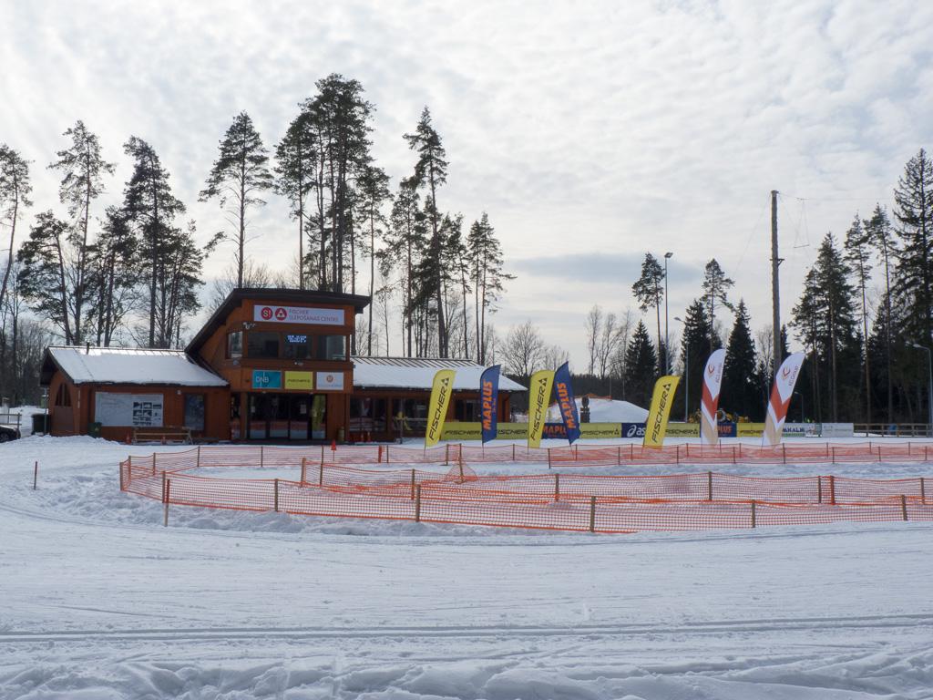 Tag 39: Langlauf in Sigulda
