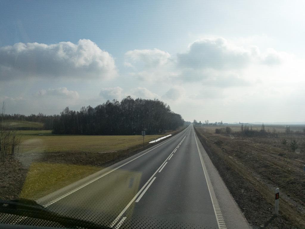 Tag 40: Unterwegs im Bus