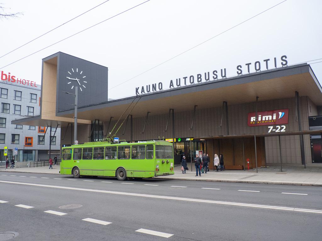Tag 40: Ankunft in Kaunas