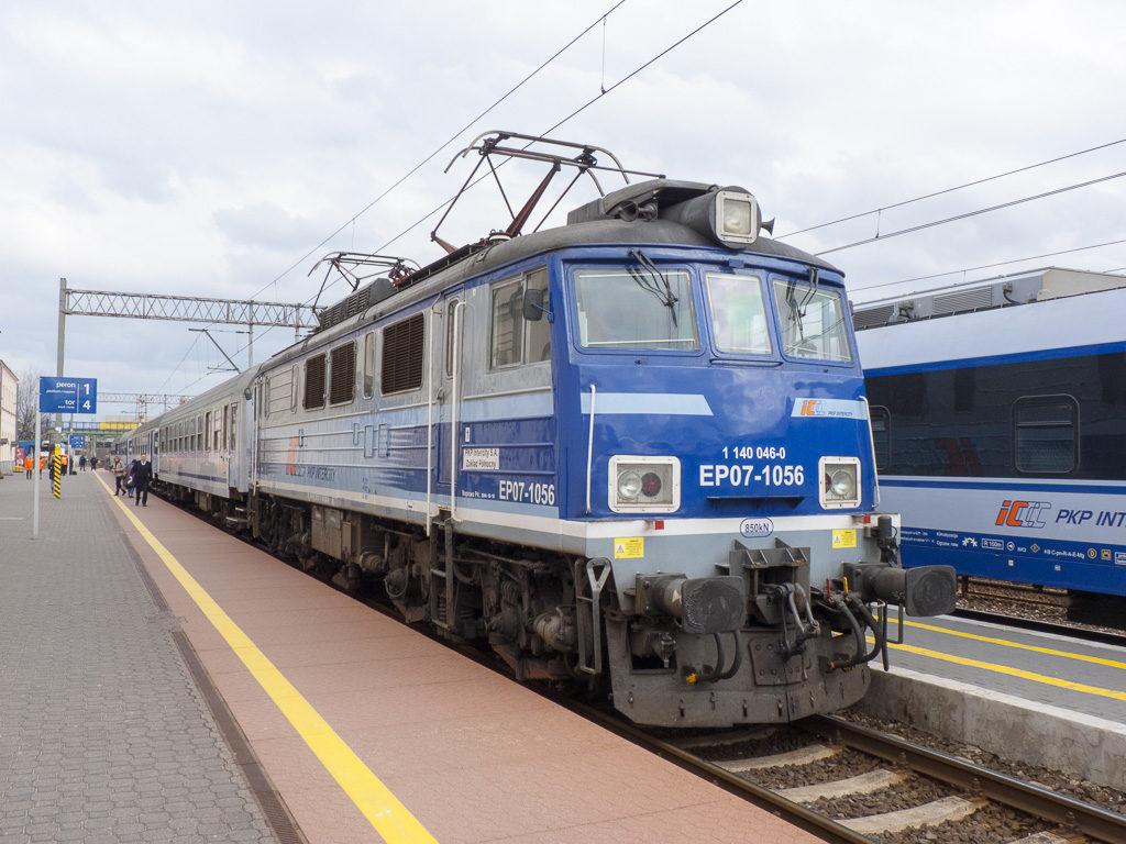 TLK von Białystok nach Gdańsk Główny