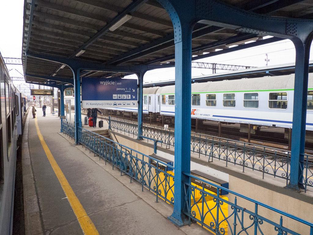 Bahnhof Olsztyn Główny
