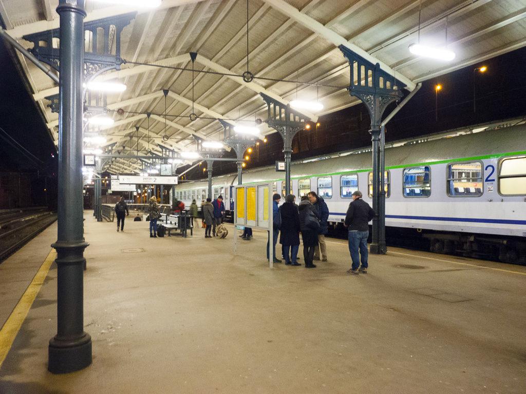 Bahnhof Gdańsk Główny