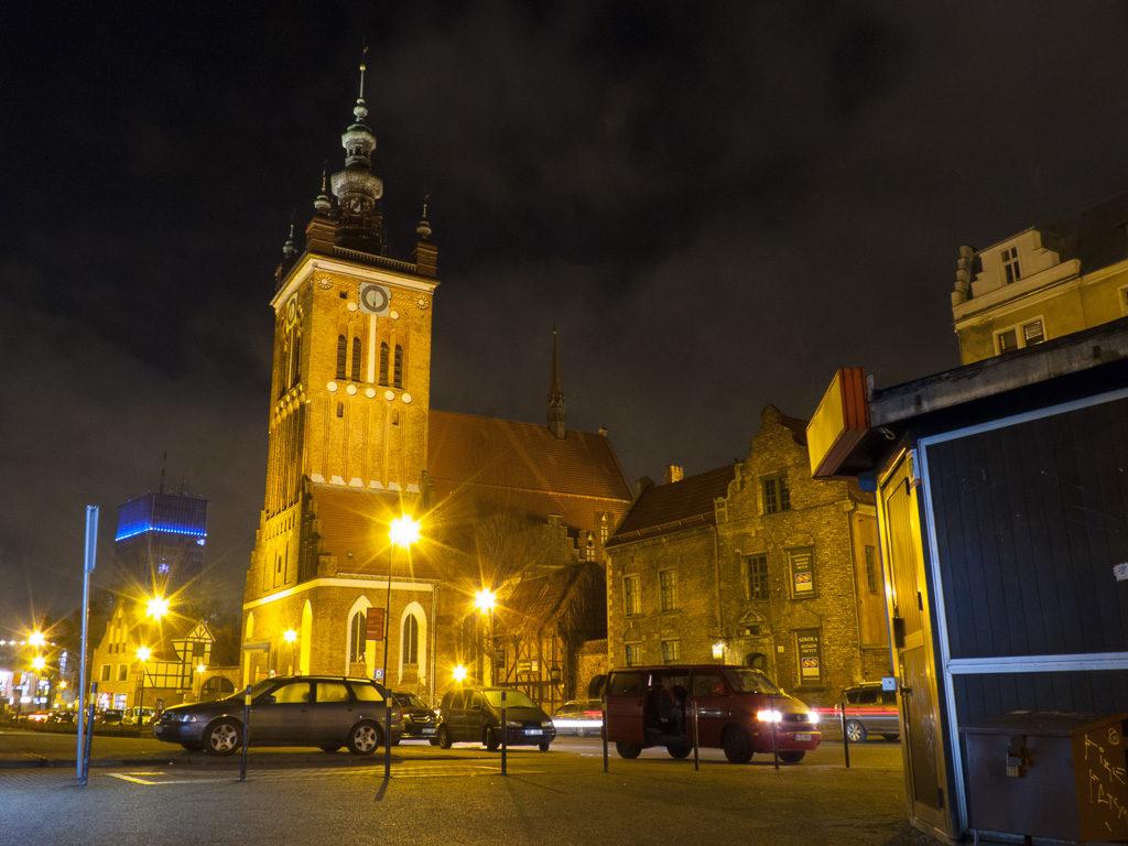 Katharinenkirche Danzig