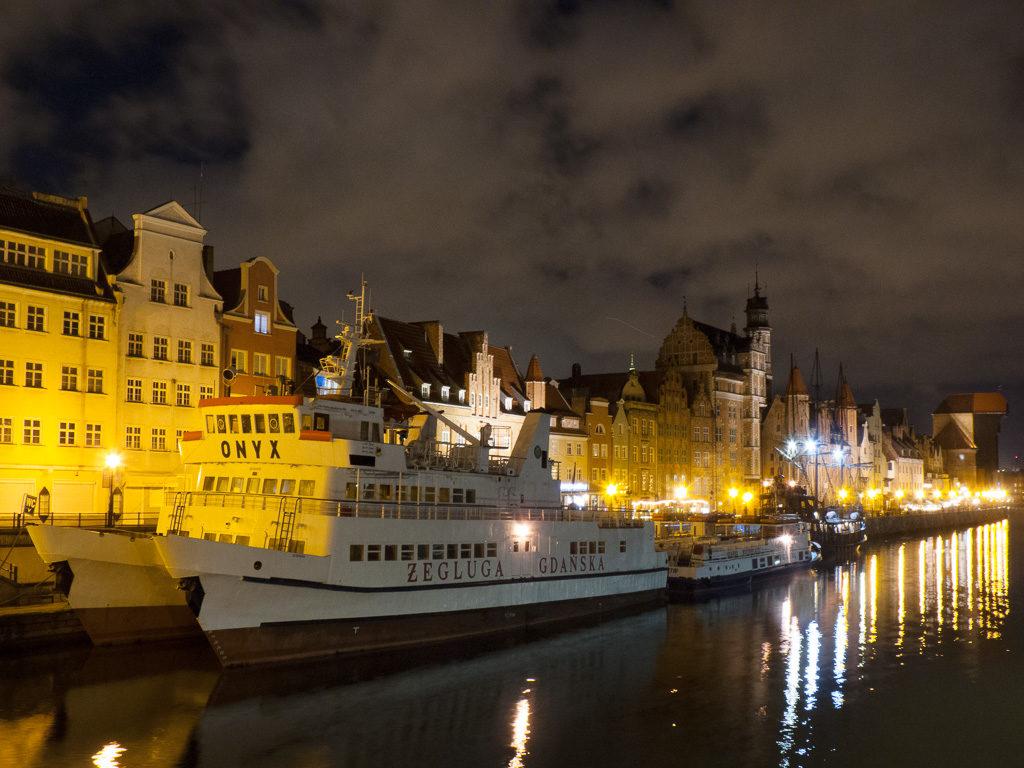 Altstadt-Hafen Danzig