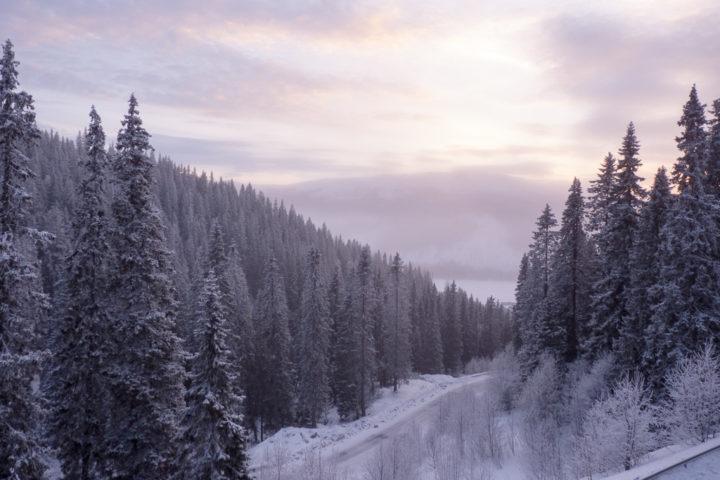 Åre Åreskutan Aussicht Tal