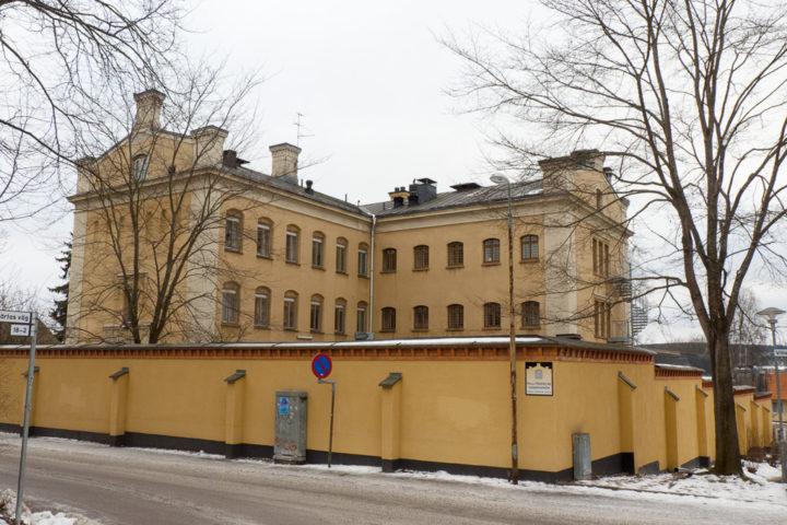 Falu Fängelse Vandrarhem