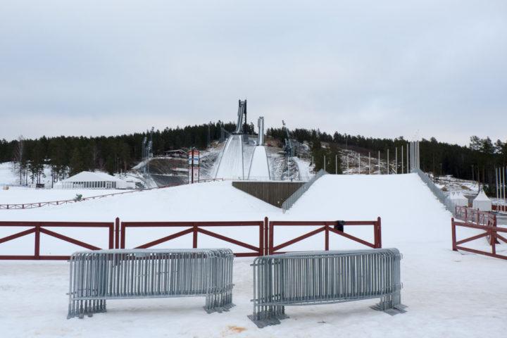 Lugnet skidstadion Falun