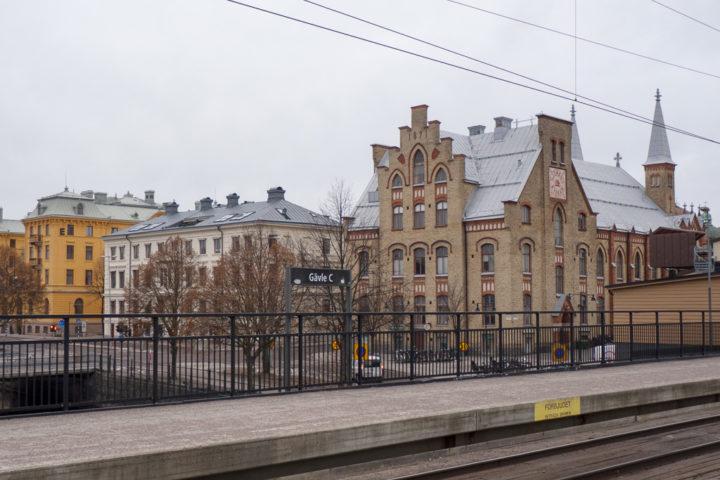 Bahnhof Gävle centralstation