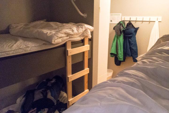 Im Hostel in Göteborg
