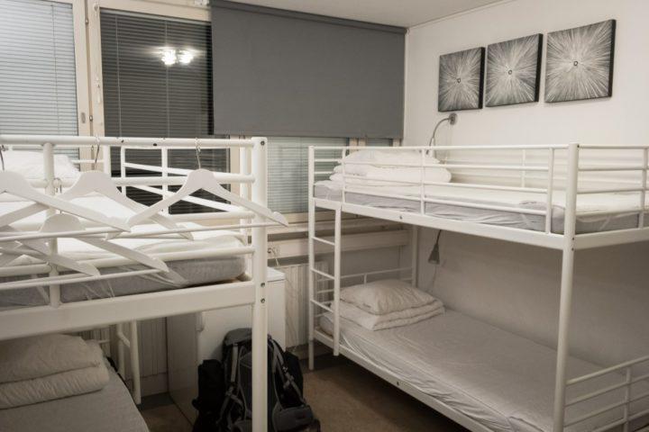 Zimmer im Hostel von Örebro
